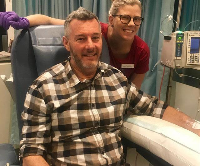 In a Instagram post in July 2018, Barry thanked the nurses and staff at The Kinghorn Cancer Centre for their care.