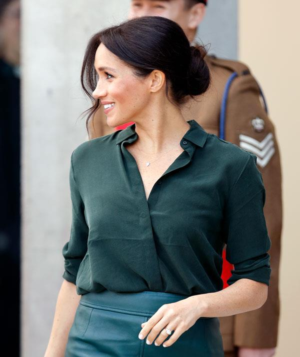 Your little one could be a style icon like the Duchess of Sussex.