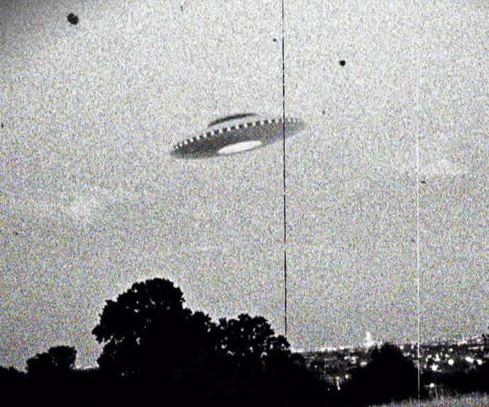A photo of the supposed Westall UFO.