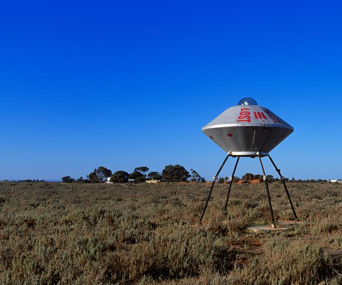 Wycliffe Well is one the of worlds top UFO hotspots.