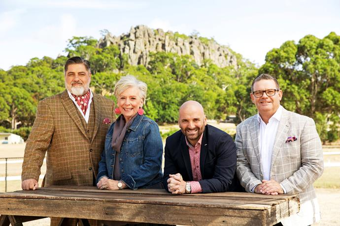 Maggie Beer loves being part of *MasterChef Australia.*