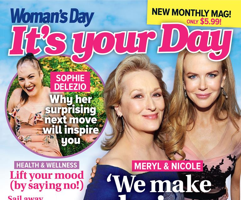 The seven-year-old girl who's gone through menopause | Woman's Day