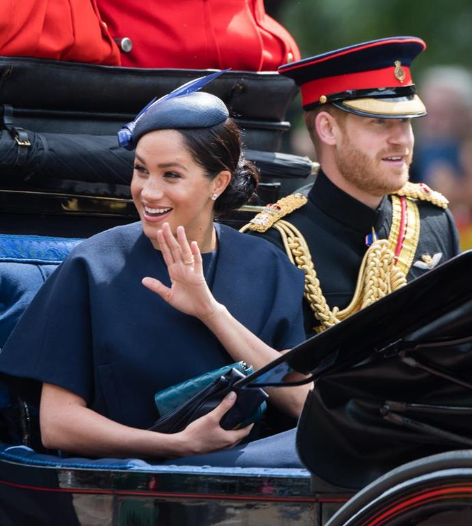 Did you spot it? There's a very special detail hidden in Meghan's outfit, and the truth behind it has finally emerged.