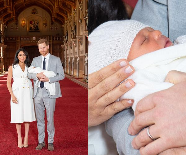 It is unknown whether Harry and Meghan's son Archie will join them on their trip to Africa.