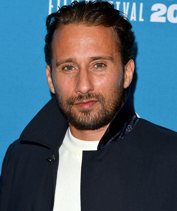 Matthias Schoenaerts seems smitten with the former *Home and Away* star.