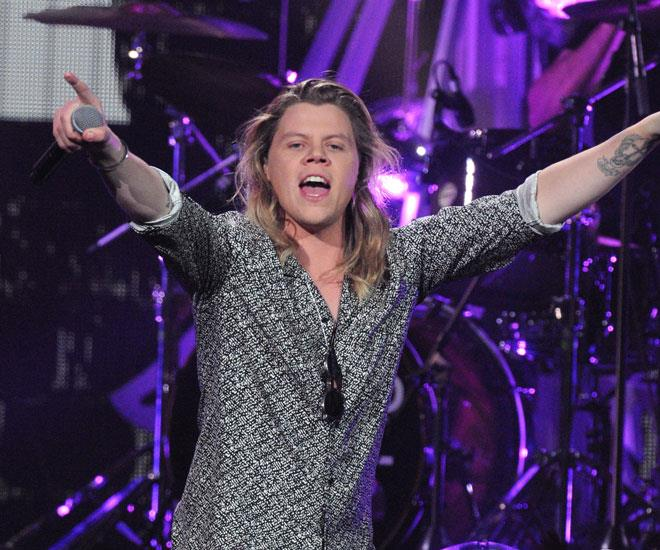 Conrad Sewell will perform live at TV WEEK Logies Stars In the Park.