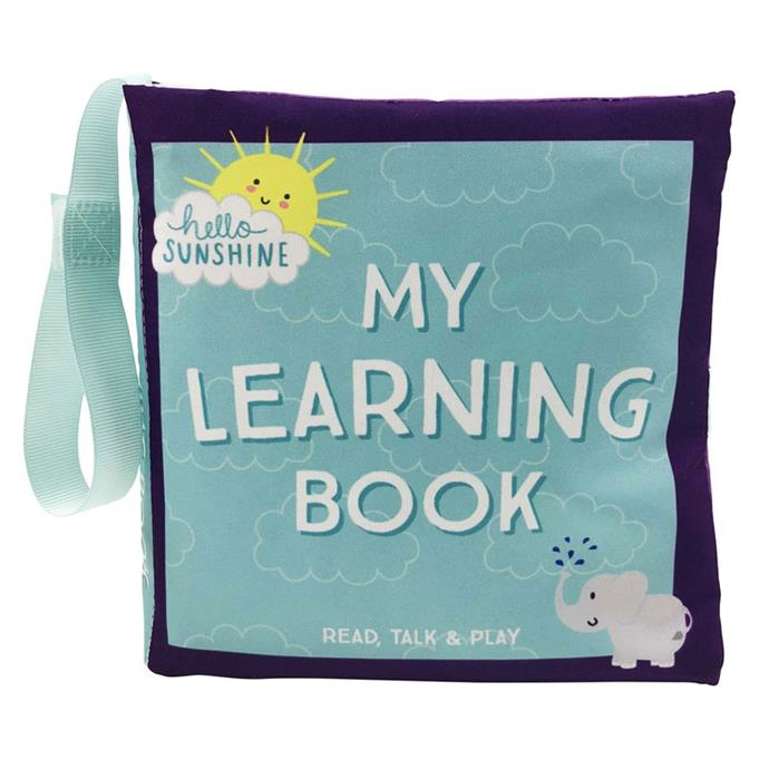 """The [Hello Sunshine: My Learning Book](https://www.kmart.com.au/product/hello-sunshine:-my-learning-book/2124323