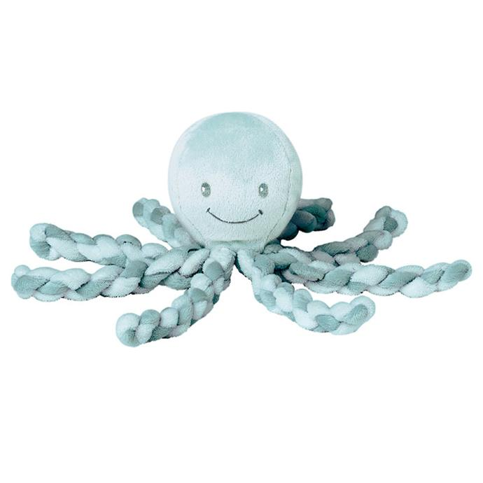 """The [Nattou Lapidou Octopus](https://nattou.com.au/Lapidou-Collection-Octopus-Green~958