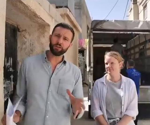 Ben and Karen kicked off the Ration Challenge back in 2014.
