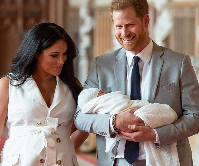 Meghan is reportedly taking things very easy when it comes to her post-birth exercise.