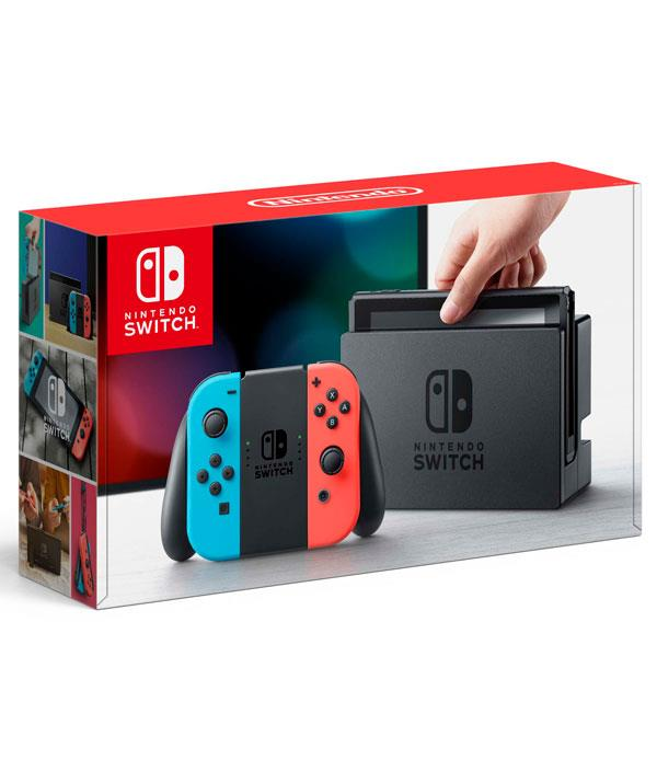 Play your favourite games anytime, anywhere, with anyone, with Nintendo Switch. *(Image: BIG W)*