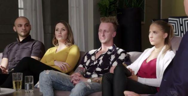 From left: Kendrick, Aimee, Ben and Olga.