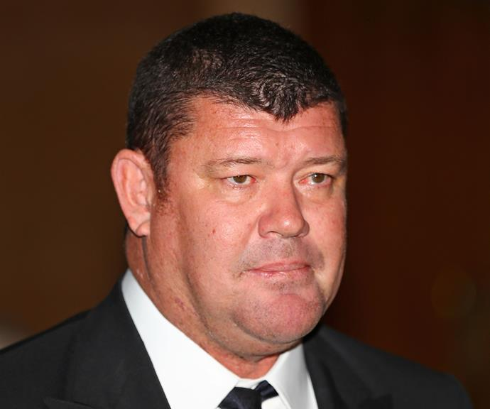 James Packer has long battled with mental health.
