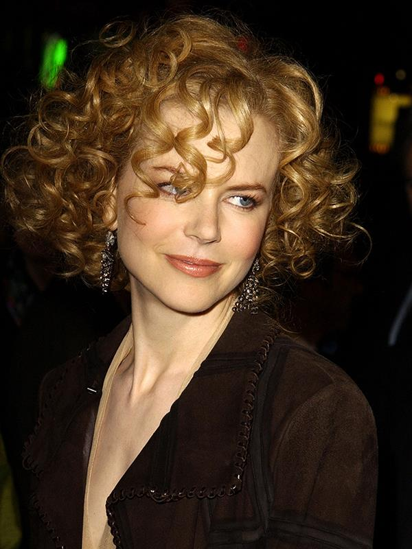 Even when it's short, Nicole can rock her curls like it's nobody's business!