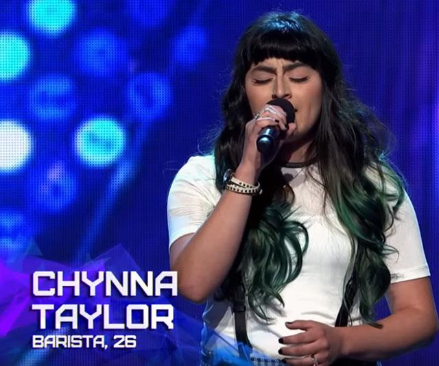 **Chynna Taylor The X Factor**  And her coach Guy is a familiar face for Chynna, as she also auditioned for *The X Factor* in 2016 when Guy was a judge.