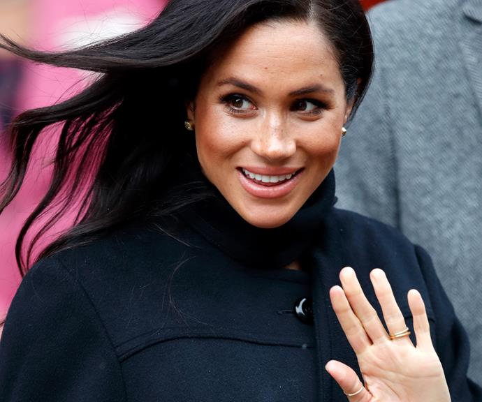 The Duchess reportedly tried to prevent stretch marks while she was pregnant with Archie.