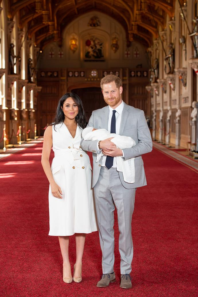 Go team Sussex! Harry and Meghan have the wheels in motion for their new charitable foundation.