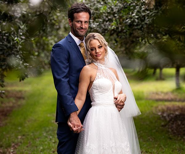 Melinda says if they ever did a re-vamped version of *Married At First Sight* she'd be a 98 per cent match with Mick!