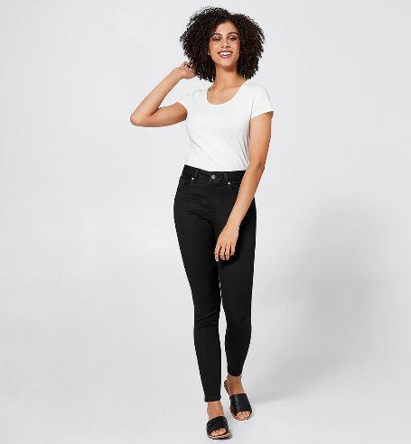 "You can't beat a classic black! These skinny high rise ankle-length jeans will be perfect year-round. Buy them [here](https://www.target.com.au/p/denim-sophie-skinny-high-rise-ankle-length-jeans-black/61837683|target=""_blank""
