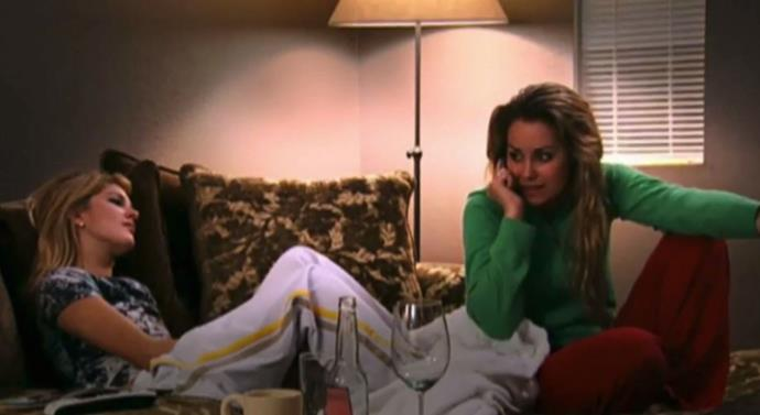 "Seriously, LC and Heidi were big fans of the humble trackie pant... despite Spencer being a certifiable ""sucky person""."