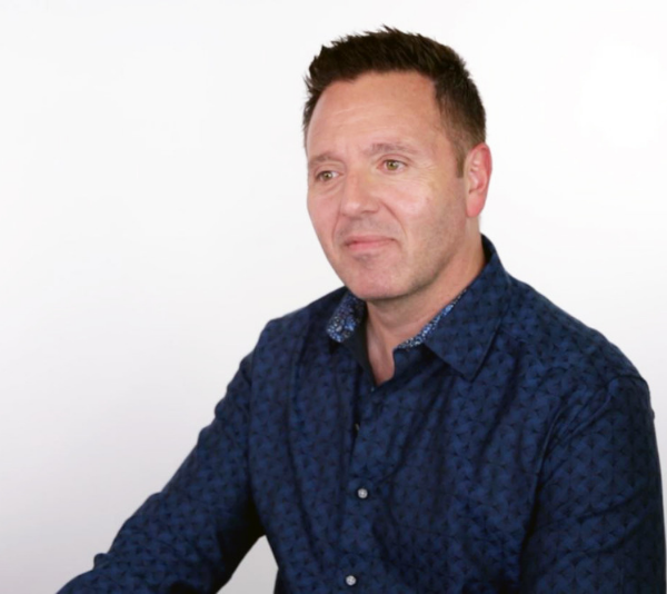 John Edward sat down with *Now to Love* to chat about his career.