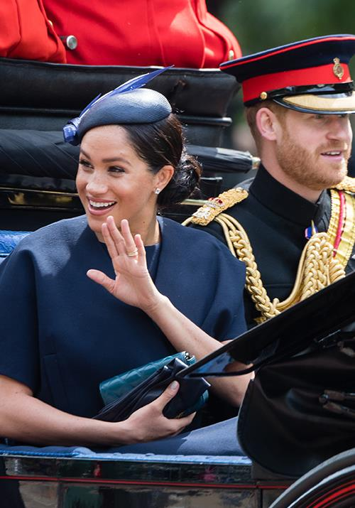 Meghan is bouncing back into yoga after giving birth to Archie, according to new reports.