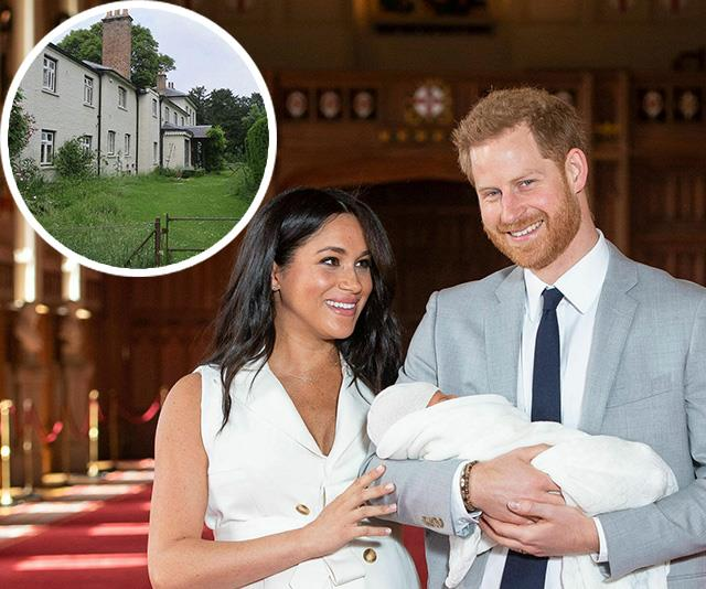 Harry and Meghan reportedly decked out Frogmore even further with their own personal cash-stores.