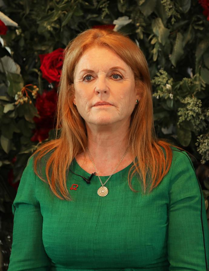 The Duchess of York is a passionate advocate for social change.
