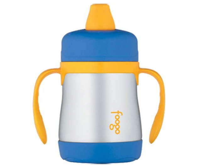 """[**Thermos Foogo Insulated Sippy Cup**](https://www.babybunting.com.au/thermos-foogo-insulated-sippy-cup-blue.html