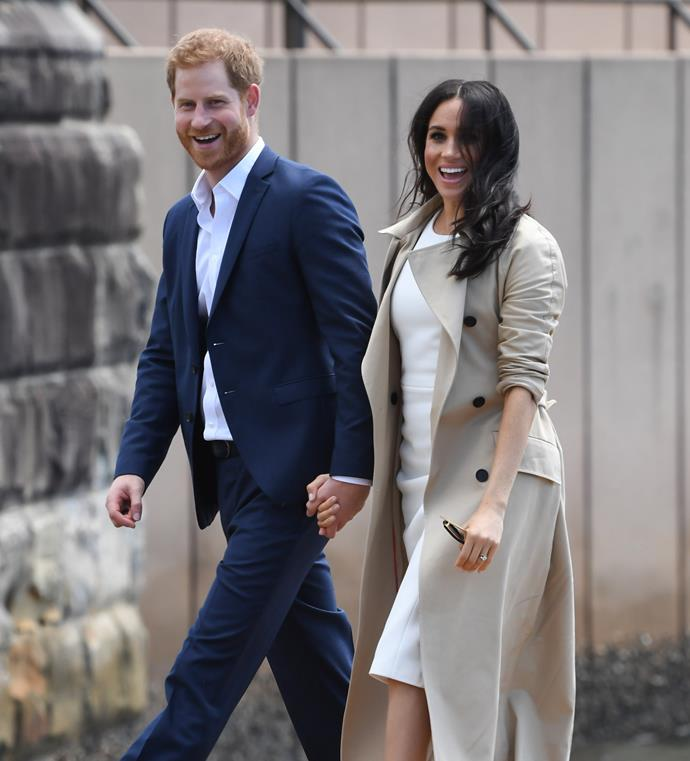 Prince Harry and Meghan will likely bring a an array of anecdotes and colour for royal fans to feast their eyes on during the whirlwind tour in October.
