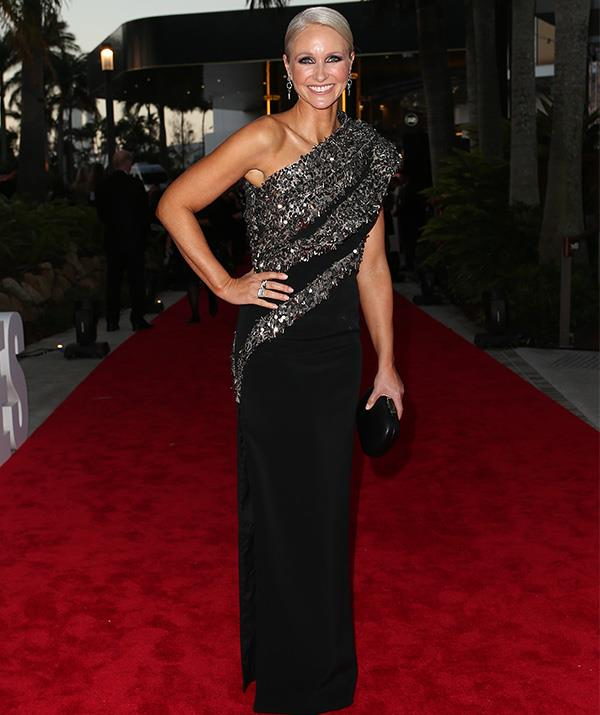 Channel Nine's Livinia Nixon is a combination of classy, chic and captivating!