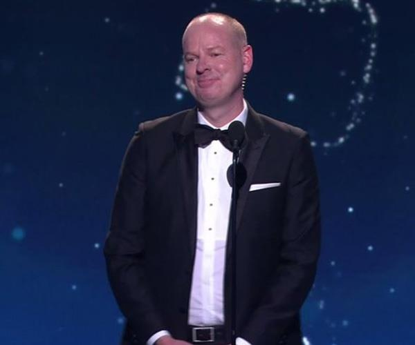 "Funny man Tom Gleeson had everyone in stitches with [his opening monologue](https://www.nowtolove.com.au/celebrity/tv/logies-2019-opening-speech-tom-gleeson-56653|target=""_blank"")."