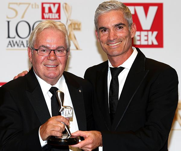 """Last year was sadly our first World Cup ever without a mentor, a long- term loved friend of you ares and someone whoever at SBS looked up to and was close to. And revered. That was Mr Les Murray."" Craig Foster paid tribute to the late Les Murray."