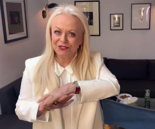 Superstar Jacki Weaver says she didn't deserve the award for Most Outstanding Supporting Actress for her role in *Bloom,* but the industry experts disagree!