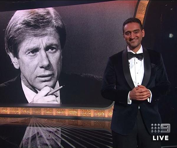 "Waleed Aly had the privilege of inducting [Kerry O'Brien into the TV WEEK Logies Hall of Fame](https://www.nowtolove.com.au/celebrity/tv/kerry-obrien-logies-hall-of-fame-56606|target=""_blank"")."