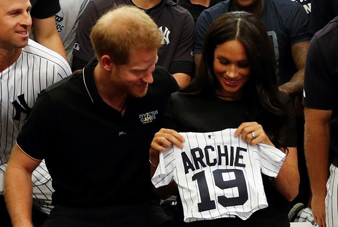 Archie is set to have a very special christening ceremony.