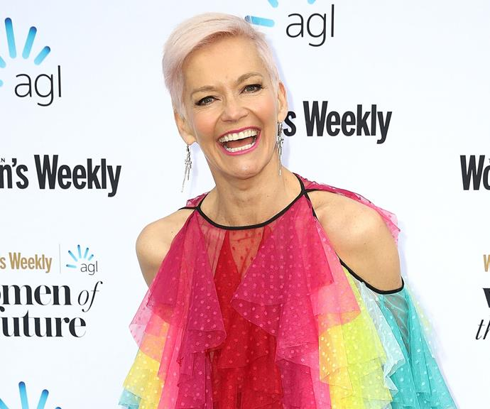 "**JESSICA ROWE** <br><br> The former *Studio 10* TV host and self-described ""Crap Housewife"" is the first person to admit she's not the best dancer out there - ""Heaven help my dance partner!!"" she recently wrote on Instagram - but if there's a woman we can count on to bring a positive attitude to a tough task, it's Jess."