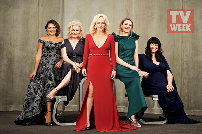 The cast of Wentworth won big at the TV WEEK Logie Awards.