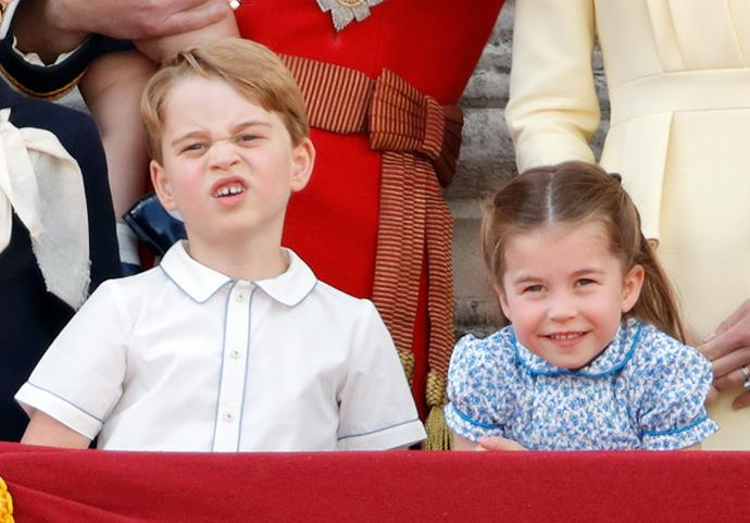 Charlotte is set to follow in her brother Prince George's footsteps as she starts school.