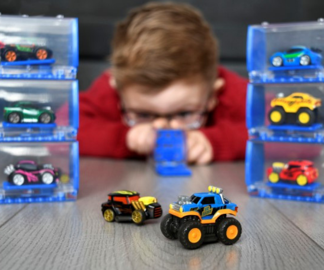 **Micro Motorz RRP $12.95:** Got a car fan at your place? They'll love these! Each Micro Motorz is a micro-size drifting car that comes with a cool unboxing experience. Each vehicle features garage / launching pad, customised graphics and tuning parts and accessories which are interchangeable within the teams so kids can tune their Micro Motorz, customising their collection. Suitable for 3 to 8-year olds, Micro Motorz are available from mid-May 2019 from Big W, Toyworld, Toy Mate, Kidstuff, NewsXpress and other leading independent toy stores.