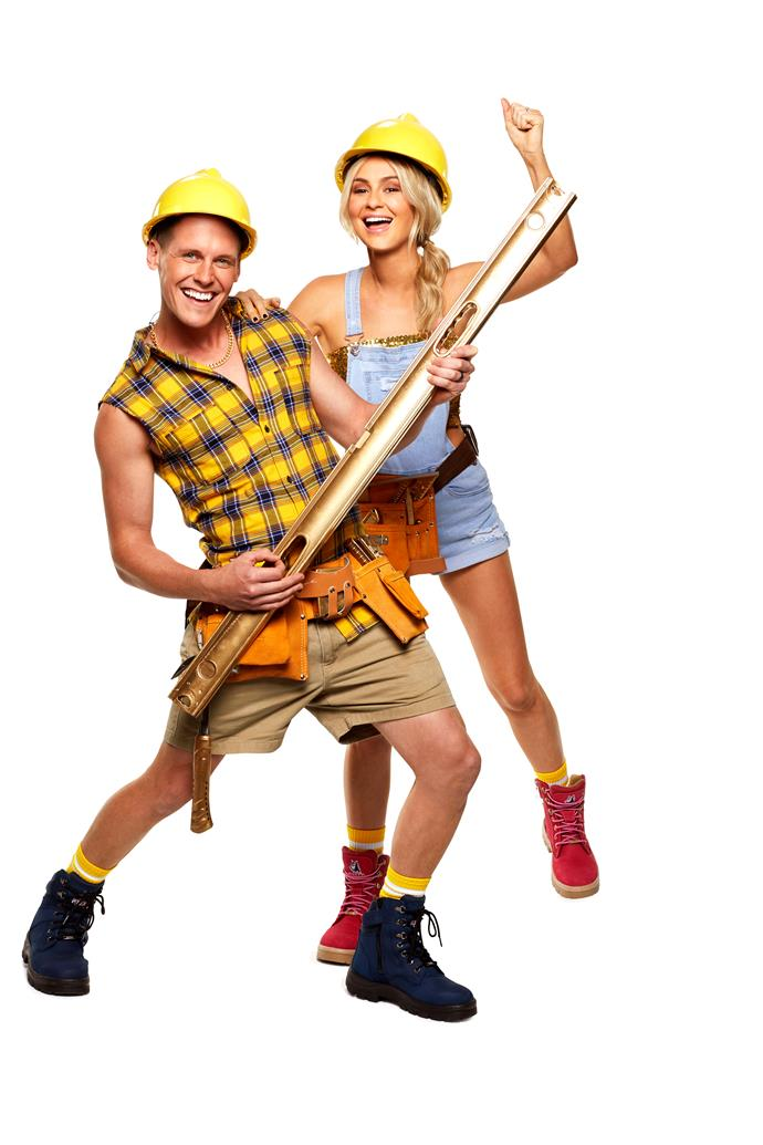 **Tess (28) and Luke (30)** <br><br> Media sales partner and carpenter from Cairns, Queensland.