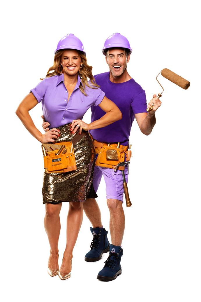 **El'ise (33) and Matt (39)** <br><br> Fashion manager and carpenter from Perth, Western Australia