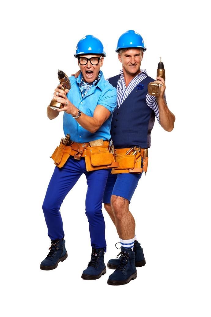 **Mitch (56) and Mark (57)** <br><br> Stylish grandads from Sydney New South Wales