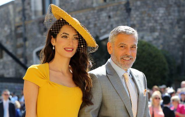 George and Amal Clooney are very close friends of Prince Harry and Meghan Markle.