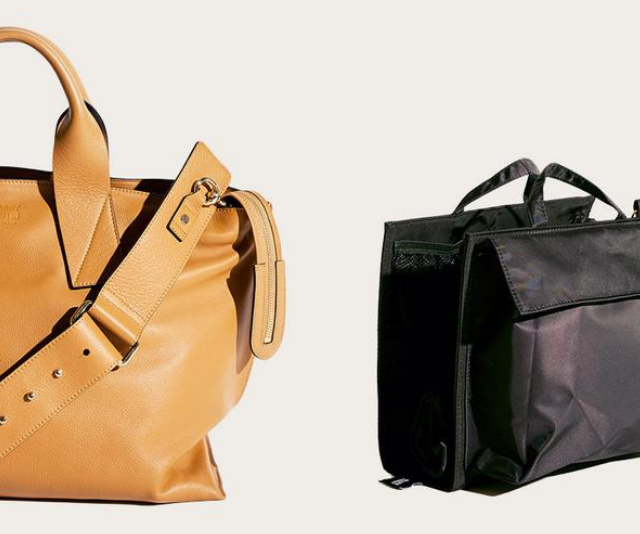 """**[Harry Austin Florence Tote](https://harryaustinbags.com target=""""_blank"""" rel=""""nofollow"""") RRP $759:** Unique because these ultra glam bags are made to last women pre, during and post baby. The 2-piece design allows women to convert the 'Florence Tote' everyday designer handbag into an organised baby bag with the 'Baby Bag Converter'. Oh... and these high-quality bags are crafted in Florence, Italy in the same factory as many of the leading Italian made luxury handbag brands!"""