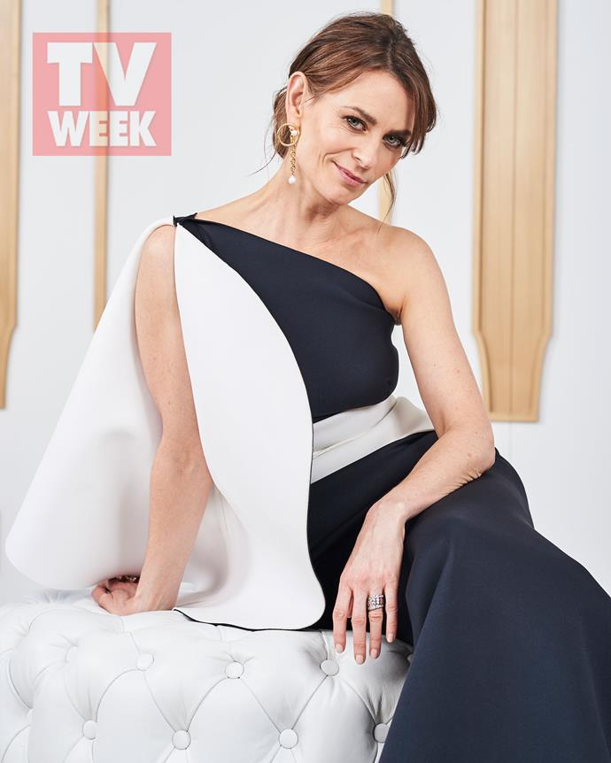 Kat Stewart chats all things Five Bedrooms at the TV WEEK Logie Awards.