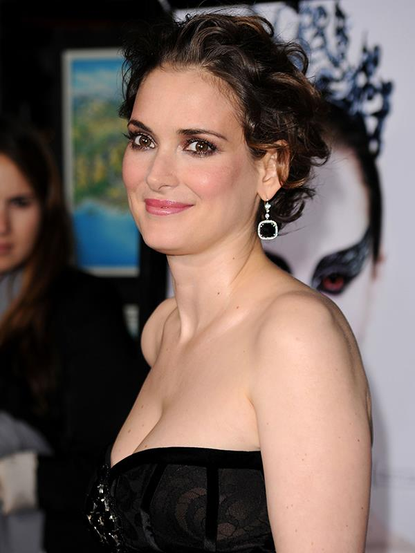 At the *Black Swan* premiere, then 38 year-old Winona looked like she was still in her twenties!