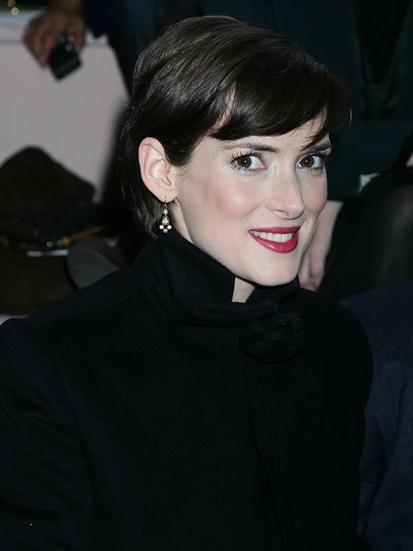 A 2008 version of Audrey Hepburn.