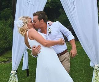 Grant and Chezzi Denyer's secret second wedding - all the details REVEALED!