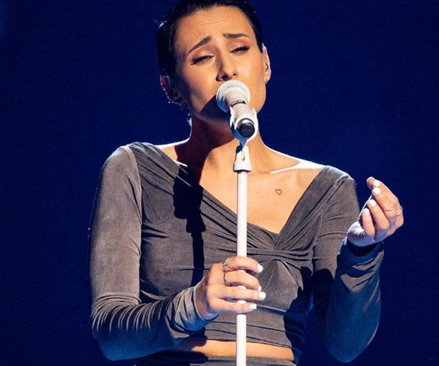 Diana Rouvas is the 2019 winner of The Voice.